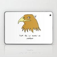 The Eagle and England Laptop & iPad Skin
