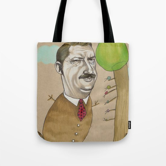 Mr Beever Tote Bag