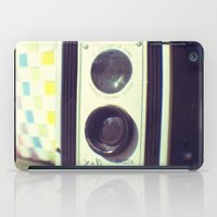 Say cheese iPad Case