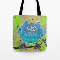 One for the owl Tote Bag