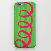 iPhone & iPod Case featuring Curly Hair by Macrobioticos
