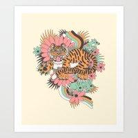 Frolic! Art Print