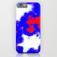 Patriotic Sky iPhone 6 Slim Case