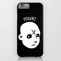 iPhone & iPod Case featuring POINK by Timothy Andrew Wilson