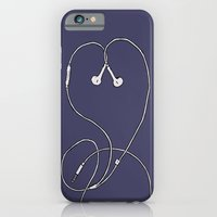I Don't Know, I Just Love Me Some Music iPhone 6 Slim Case
