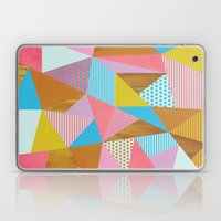 Wooden Colorful Laptop & iPad Skin