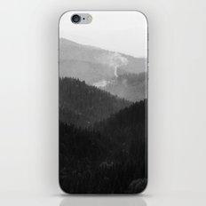 Mountain Air II iPhone & iPod Skin