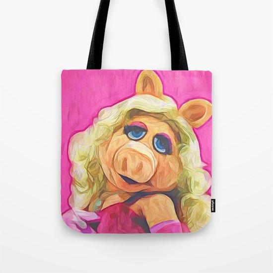 Miss Piggy Tote Bag
