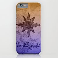 Terra Incognita iPhone 6 Slim Case