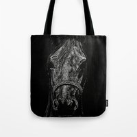 The Pale Horse Tote Bag