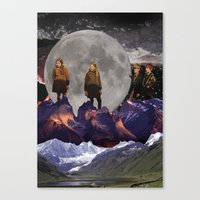 Return To Witch Mountain Canvas Print