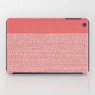 Riverside - Cayenne iPad Case