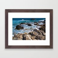 Meditative Power Of The … Framed Art Print