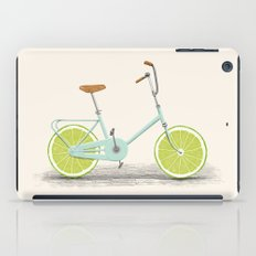 Acid (Blue) iPad Case