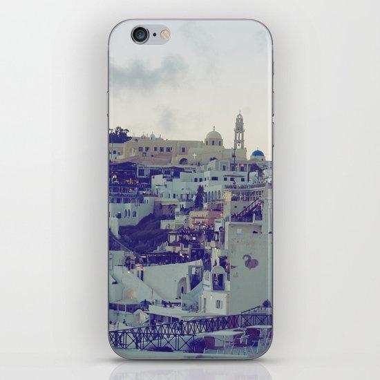 Fira at Dusk V iPhone & iPod Skin
