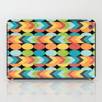 Retro Color Play iPad Case