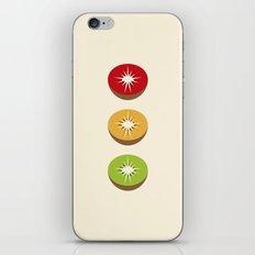 Go Kiwi iPhone & iPod Skin