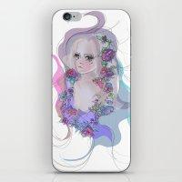 Cosmic Lola iPhone & iPod Skin