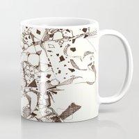 Paper and Pen Mug