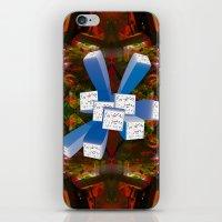 Istokibak iPhone & iPod Skin
