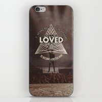 Hoodoo / MUSE / Matt Bel… iPhone & iPod Skin