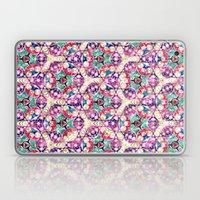 Watercolor Kaleido Patte… Laptop & iPad Skin