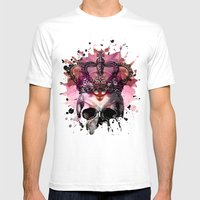 Feeling Good, Looking Great Mens Fitted Tee White SMALL