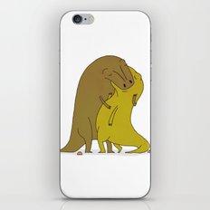 tyrannosaurus sex iPhone & iPod Skin