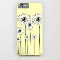 Dandelions Spring Print  iPhone 6 Slim Case