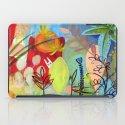 magic garden iPad Case