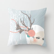 Costume Party 2a Throw Pillow