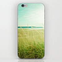 Beach Times iPhone & iPod Skin