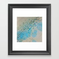 Abstract #51 Framed Art Print