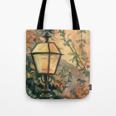 In A Lovely Place Tote Bag