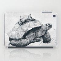 Tortoise Tree - Fall iPad Case