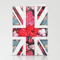 Stationery Cards featuring God Save The Queen | Ele… by Girly Trend