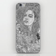 Leave it all iPhone & iPod Skin