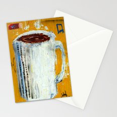 Cup of Coffee 1 Stationery Cards