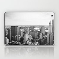South Of Manhattan - New… Laptop & iPad Skin