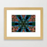 Speaking In Leaves - Cyc… Framed Art Print