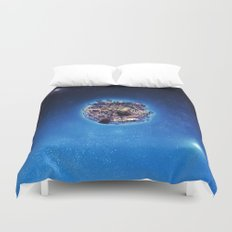Mostly Harmless Duvet Cover