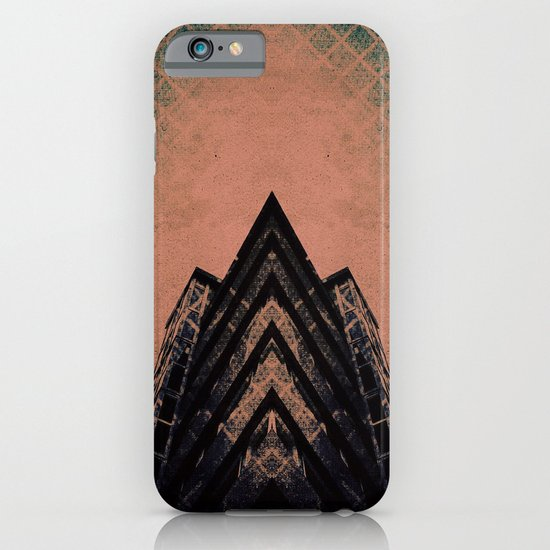Graphic Building iPhone & iPod Case