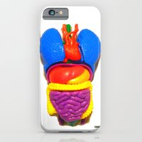 "iPhone & iPod Case featuring ""PLASTIC ANATOMY"" ...shirt/ iphone case by XRAY"