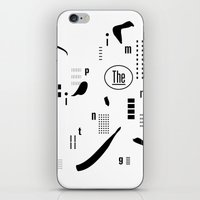 The Imprinting iPhone & iPod Skin