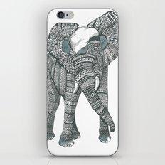 Humble elephant iPhone & iPod Skin