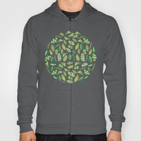 Night Tropical Jungle Hoody