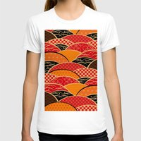 japan T-shirts featuring JAPAN by rie_lalala