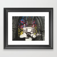 Downhearted Framed Art Print