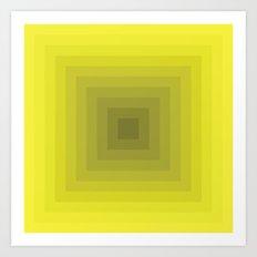 Colour Field v.4 Art Print