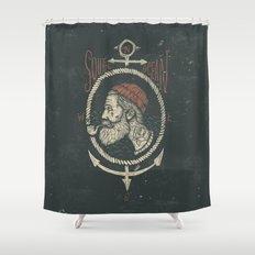 South Ocean Shower Curtain